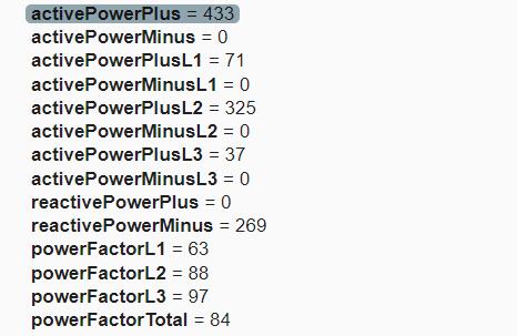 Power Info
